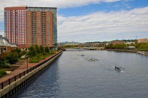 riverfront view near apartment in wilmington de