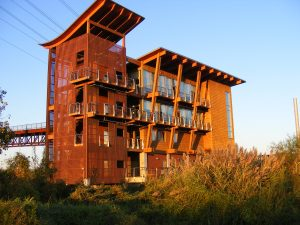 riverfront building near apartment in wilmington de
