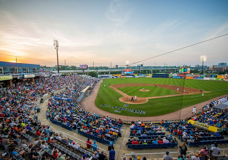 Celebrate your 4th of July with the Blue Rocks this 2019